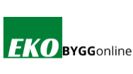 Eko bygg online logo