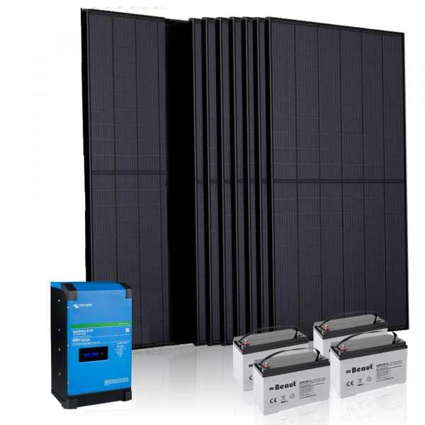 off grid paket 6 panel