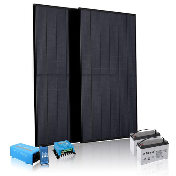 off grid 6-panel set